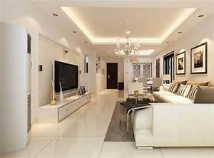 Berger, Paints, Attractive, Color, Dining, Room, For, False, Ceiling