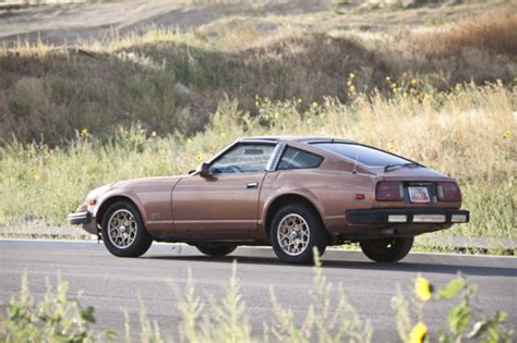 81 Datsun 280zx by 81 Datsun 280zx Turbo 2seater Coupe W L28et