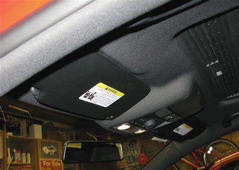 vwvortexcom diy removing  airbag warning stickers