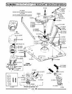 Parts For Maytag A110  Base  Pump  Motor  U0026 Components