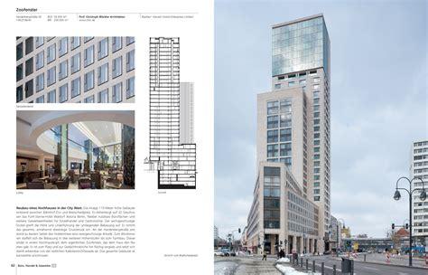 Berühmte Architekten Berlin by Architektur Berlin Band 3 Architektur Braun Publishing
