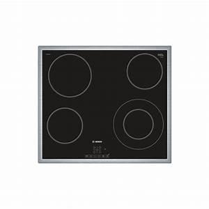 Plaque Vitro Céramique : plaque bosch vitro ceramique 4 zone electrobousfiha ~ Melissatoandfro.com Idées de Décoration