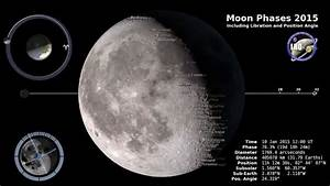 NASA Moon Phase Calendar 2015 - Pics about space