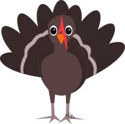 black thanksgiving turkey png clip