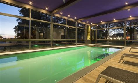 hotel piscine interieure bourgogne chateau u montellier