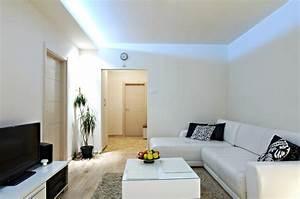 Inspirace obývací pokoj v paneláku