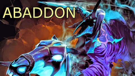 pro abaddon dota 2 gameplay dota 2 abaddon highlights 315 youtube