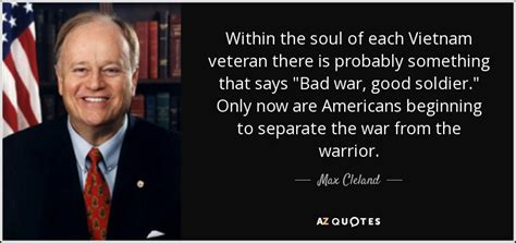 top  quotes  max cleland   quotes