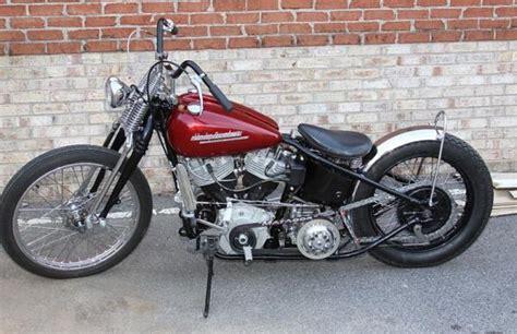 1969 Harley Davidson Flh Shovelhead Chopper Bobber 4