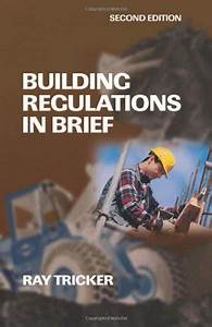 Building Regulations In Brief By Ray Tricker  2004  Paperback  For Sale Online