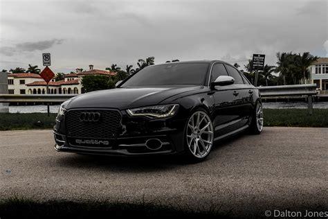 Audi A6 2013 Audi S6 With Tasteful Mods