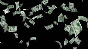 Money Burst Animation Bigger. Created With Hundreds ...