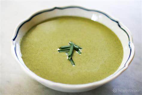 cuisine cajun of spinach soup recipe simplyrecipes com