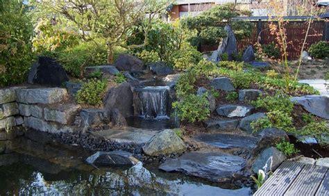 Japanischer Garten Hanglage by Wohnen Im Zengarten Japangarten In Hannover Mit Koiteich