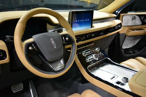 Lincoln Aviator Motor by 2019 Lincoln Aviator Preview Motor Illustrated