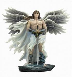 Six-Winged Guardian Angel: Angel Figurines & Gifts ...
