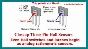 Using Ratiometric Hall Effect Sensors