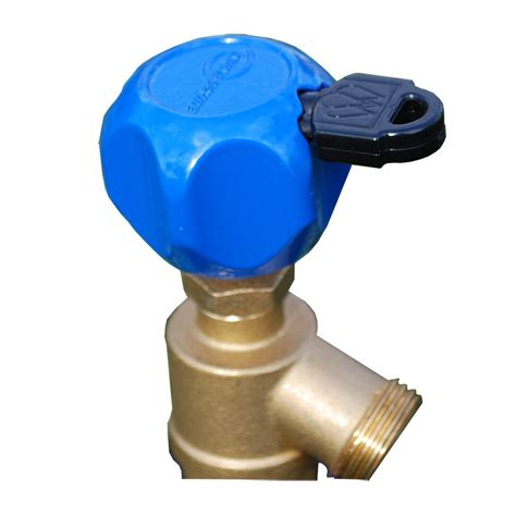 water faucet lock gardening child safe water hose lifehacks stack exchange