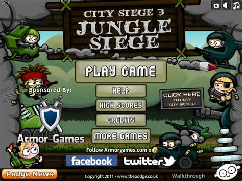 forest siege survival