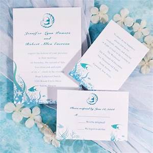 under the sea wedding invitations wwi010 wwi010 0 With wedding invitations under 50p