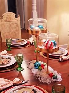 Des Ides Intressantes Pour Une Dcoration Table De Nol
