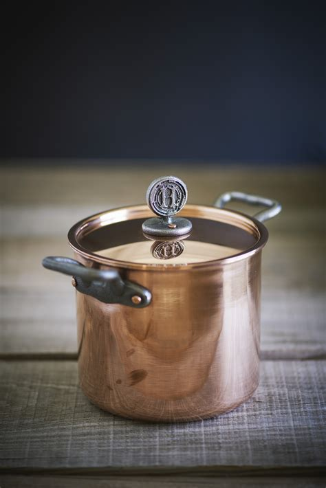 house copper cookware handcrafted organic beautiful