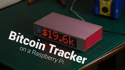 Then why not make a visual tracker. Raspberry Pi Bitcoin Tracker #piday #raspberrypi @Raspberry_Pi « Adafruit Industries - Makers ...