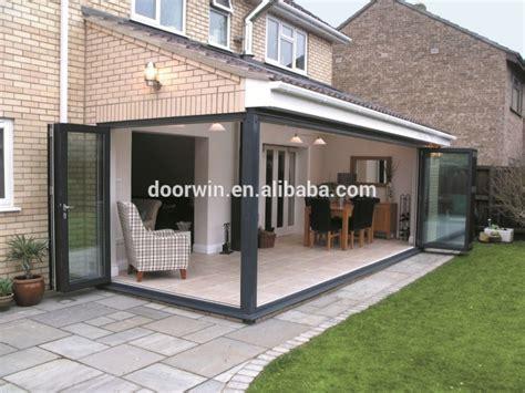 folding patio exterior glass doors hardware bi folding