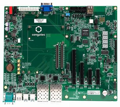 Board Conga Type Express Carrier Evaluation Module