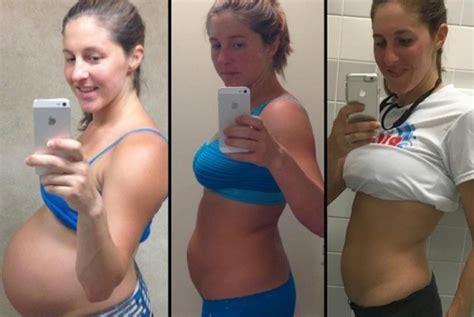 grossesse et sport en salle comment cette fan de fitness a t retrouv 233 un corps olympique post grossesse neufmois fr