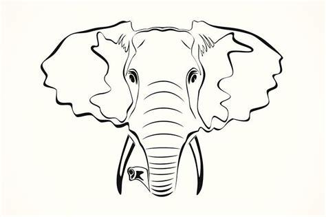 elephant head tattoojpg  pixels