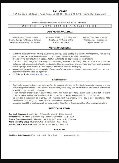 Resume Content by Web Content Writer Resume Sle Ipasphoto