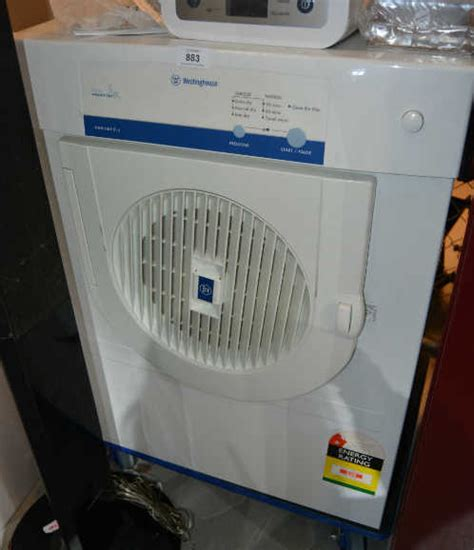 Westinghouse electronic clothes dryer