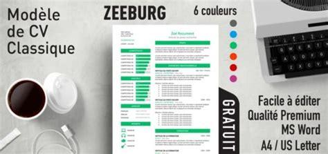 Cv Telechargeable by Gastown2 Mod 232 Le De Cv Professionnel Rezumeet