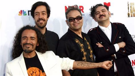 Café Tacvba And The L.a. Phil Find The Sweet Spot Between