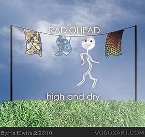 Radiohead High And Dry Music Box Art Cover By HalfSwiss