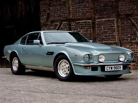 1977 Aston Martin V8 Vantage Uk Spec Muscle Supercar V 8 K