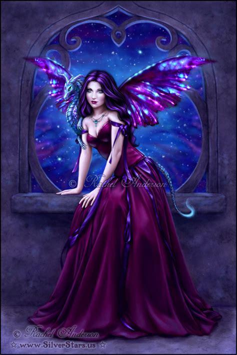 andromeda the fairy in me rachel anderson fantasy