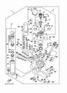 2000 90hp Yamaha Power Trim  U0026 Tilt Besides The Pin How