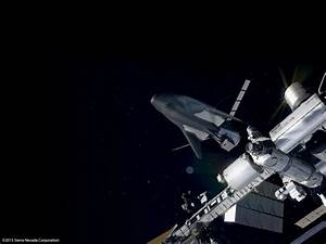 New unmanned Dream Chaser spacecraft designed for ISS ...