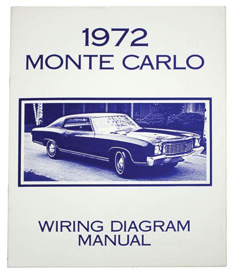 95 Monte Carlo Wiring Diagram monte carlo wiring diagram manuals opgi