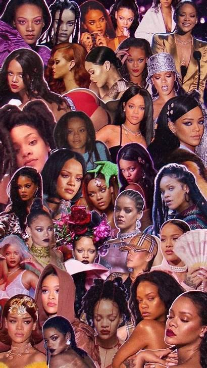 Rihanna Aesthetic Wallpapers Lockscreen Celebrity