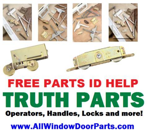 window door replacement hardware service parts eagle hurd marvin integrity andersen