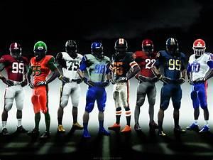 College Football Teams Nike Pro Combat 1600x1200 DESKTOP ...
