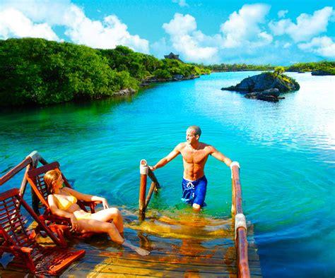 ha xel cancun park xcaret inclusive tour tours xelha excursion mexico parks water admission riviera maya eco ha attractiontix transfers