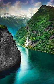 Norway Most Beautiful Nature