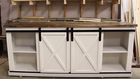 DIY Barn Door Hardware Under $50   No Welding   Woodbrew