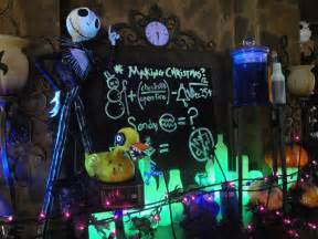 Nightmare Before Christmas Halloween Decorations For Sale by The Halloween House Nightmare Before Christmas Fan Art