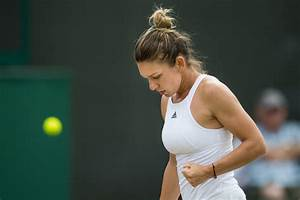 Romania's tennis ace Simona Halep, one win away from world ...