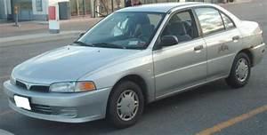 2001 Mitsubishi Mirage - Vin  Ja3ay26c71u010916